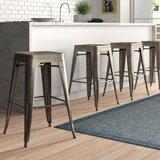 Irvington Bar & Counter Stool (Set of 4) by Zipcode Design™