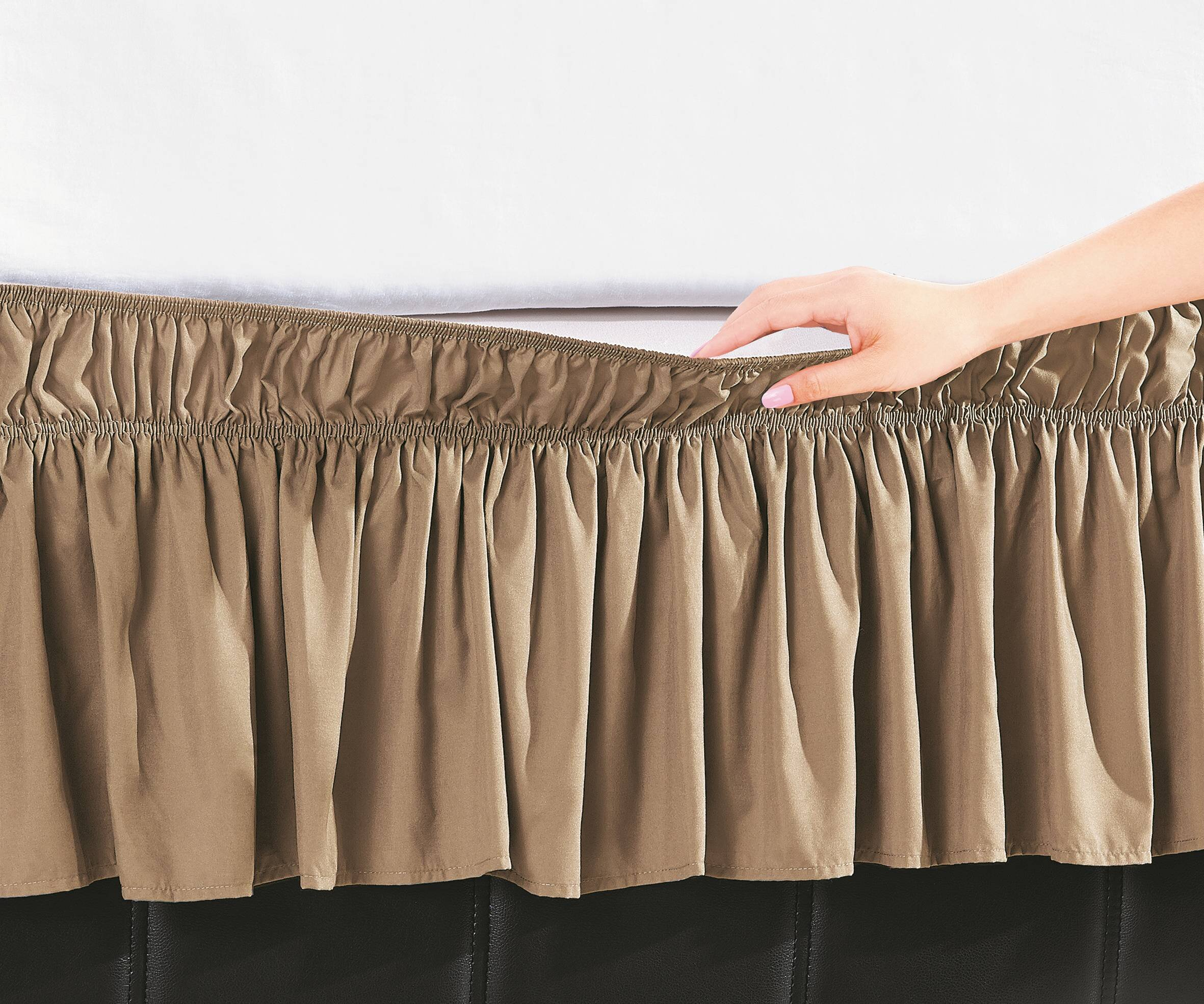 16 17 Bed Skirts You Ll Love In 2021 Wayfair