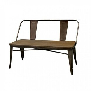 Mckissick Seating Wood Bench by Williston Forge