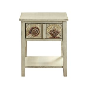 Rosecliff Heights Jefferson End Table