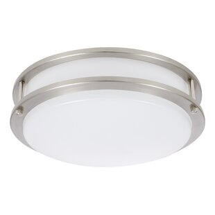 Aniyah 1-Light LED Flush Mount