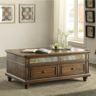 Canora Grey Babson Slat Insert Coffee Table