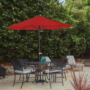 Beachcrest Home Kelton 9' Market Umbrella