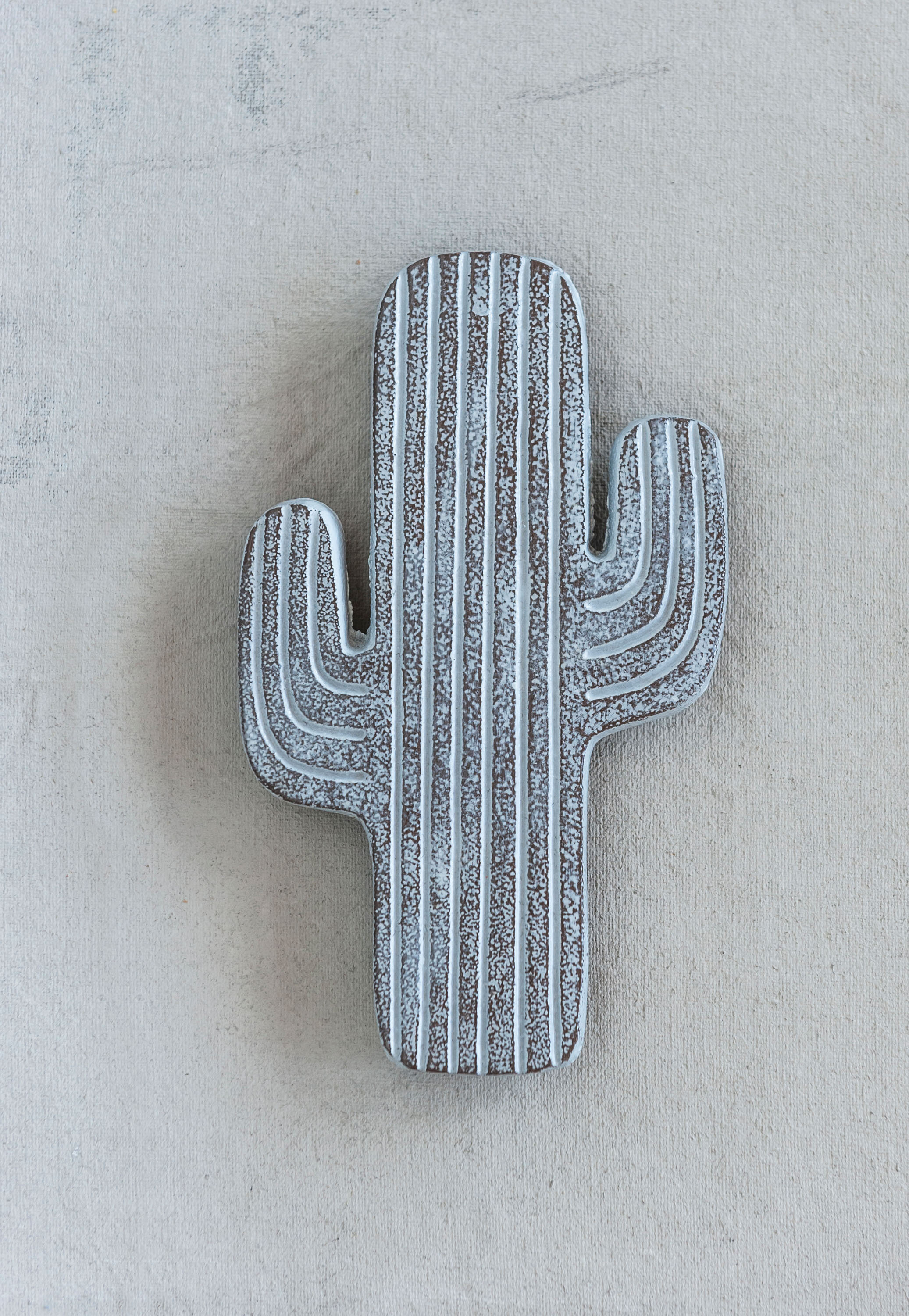 Union Rustic Hague Cactus Metal Trivet Wayfair