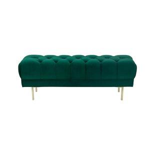 Mercer41 Hovey Upholstered Bench