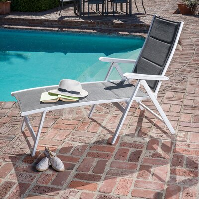 Sunbrella Sling Chaise Lounge Wayfair