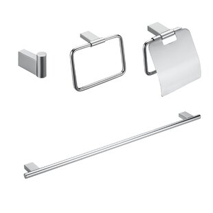 Buying Benidorm 4 Piece Bathroom Hardware Set By Maykke