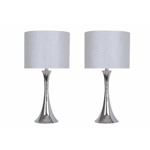 Brushed Table Lamps You Ll Love In 2021 Wayfair