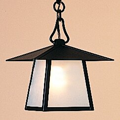 Arroyo Craftsman Carmel 1-Light Outdoor Hanging Lantern