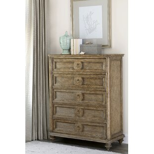 Gerakies 5 Drawer Chest