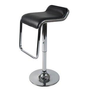 Kinton Adjustable Height Swivel Bar Stool..