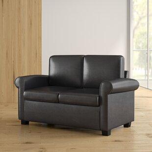 Ebern Designs Ahumada Twin Sleeper Sofa Bed Loveseat