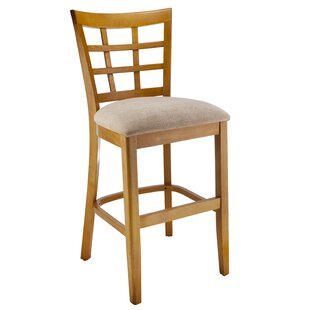 Harner 24 Bar Stool August Grove