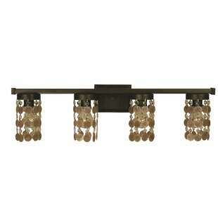Framburg Naomi 4-Light Vanity Light