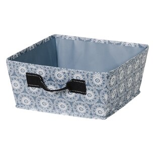 Half Fabric Bin (Set of 6) By Winston Porter