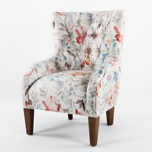 Verena Tansy Tufted Armchair by One Allium Way