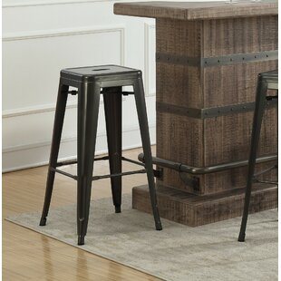 Dasilva 30 Bar Stool (Set of 2) by Williston Forge