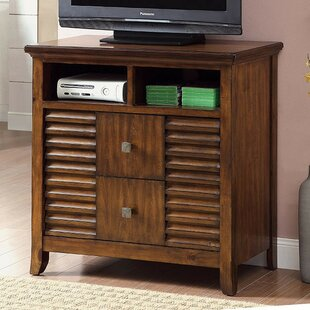 Baran 2 Drawer Media Chest