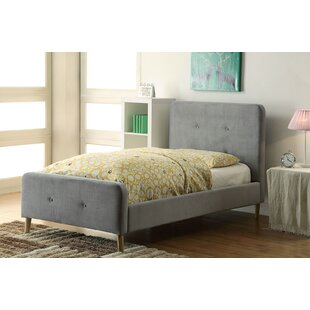 Bennett Upholstered Platform Bed