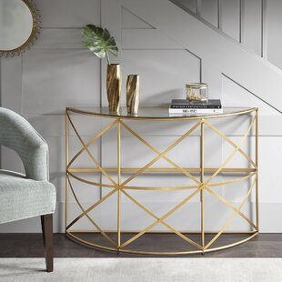 Darold Console Table by Willa Arlo Interiors