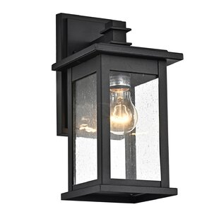 Penfield 1 Bulb Outdoor Wall Lantern By Alcott Hill For Home My Wonderful