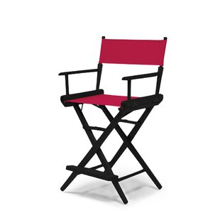 World Famous Counter Height Folding Director Chair by Telescope Casual