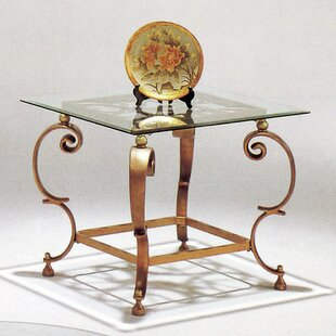 Lynton End Table by Astoria Grand