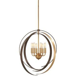 Philomena 6-Light Globe Ch..