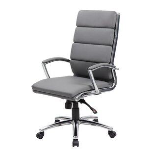Modern Gray Desk Chairs Allmodern