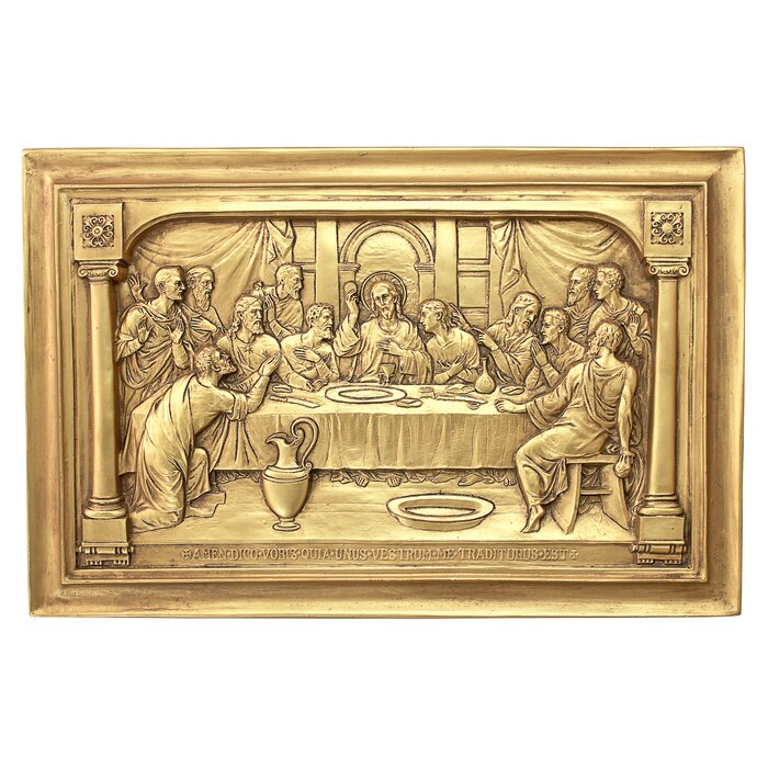 Unique The Last Supper Wall Decor Pictures - Wall Art Design ...