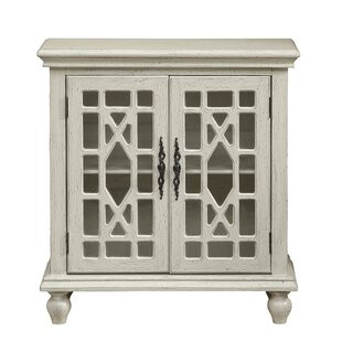 Osvaldo 2 Door Accent Cabinet by Mistana