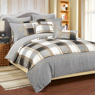 Impressions Madison 7 Piece Reversible Duvet Cover Set