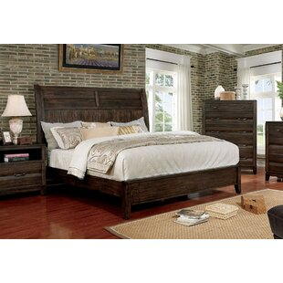 Asuncion Sleigh Bed by Foundry Select