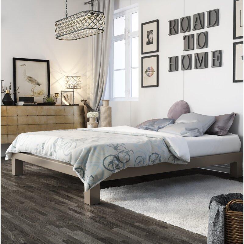 In Style Furnishings Stella Bed Frame & Reviews | Wayfair