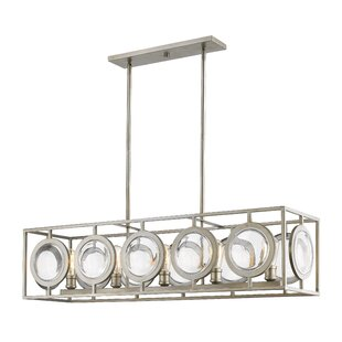 Brayden Studio Silvey 5-Light Kitchen Isl..
