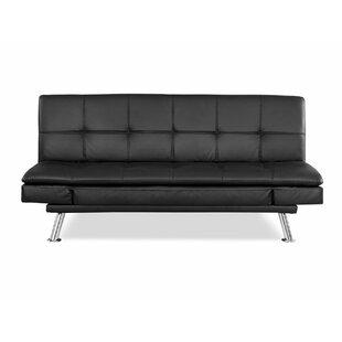 Axton Convertible Sofa by Wade Logan