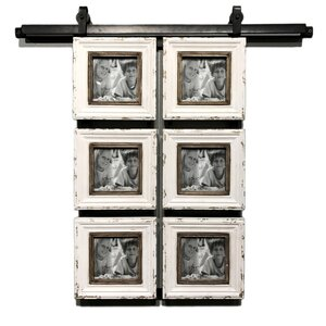 Prashob Iron Sliding Wall Picture Frame