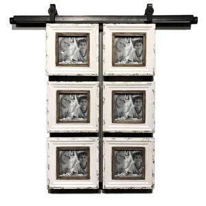 Prashob Iron Sliding Wall Picture Frame