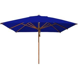 Levante 10' Square Market Umbrella by Bambrella #1