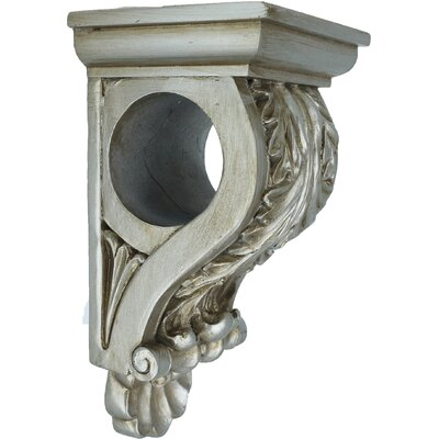 Charlton Home Franny Curtain Drapery Sconce