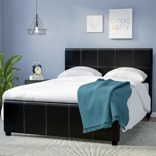 Viva Upholstered Platform Bed by Zipcode Design