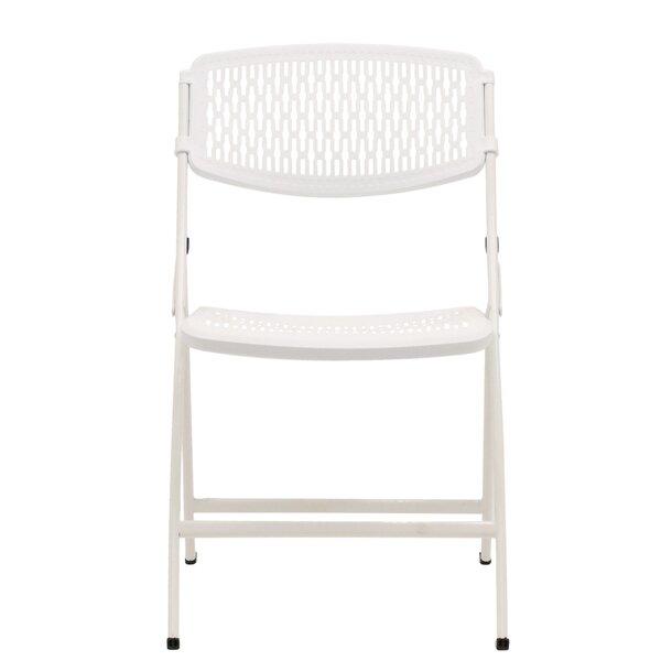 Terrific White Resin Chairs Wayfair Creativecarmelina Interior Chair Design Creativecarmelinacom