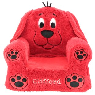 Coupon Clifford Kids Chair ByAnimal Adventure