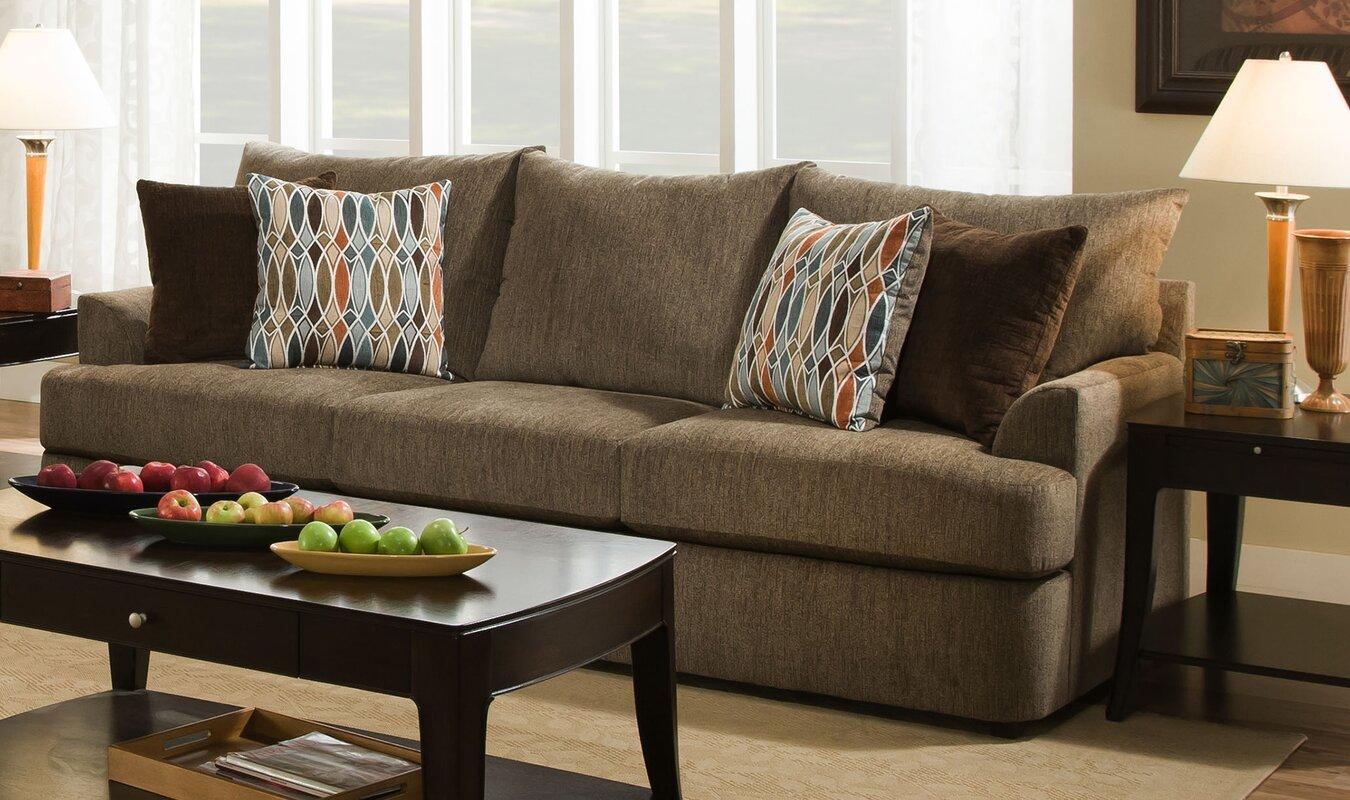 Red Barrel Studio Simmons Upholstery Seminole Sofa & Reviews