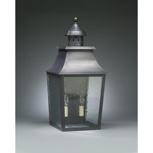 Searching for Sharon 2-Light Outdoor Flush Mount By Northeast Lantern