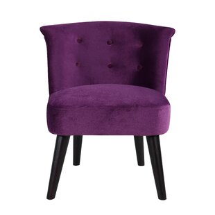 Wrought Studio Crosier Plush Barrel Chair