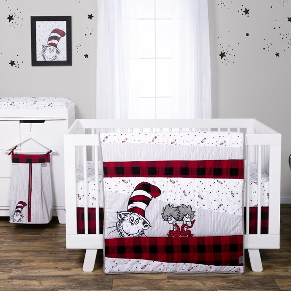 Buffalo Plaid Crib Bedding Wayfair