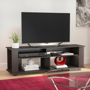 Best Reviews Chamberlin TV Stand for TVs up to 65 by Ebern Designs Reviews (2019) & Buyer's Guide
