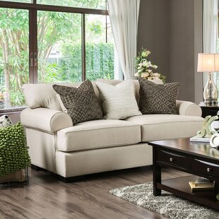 Darby Home Co Douglasland Loveseat