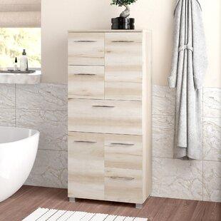Typhon 60cm X 134cm Free-Standing Cabinet By Brayden Studio